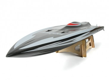 Ariane 2 Carbon Fiber Offshore Brushless Racing Boat w/Motor (930mm)