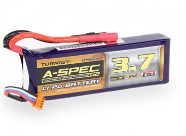 Turnigy nano-tech A-SPEC G2 3700mah 3S 65~130C Lipo Pack