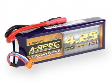 Turnigy nano-tech A-SPEC G2 4250mah 3S 65~130C Lipo Pack