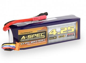 Turnigy nano-tech A-SPEC G2 4250mah 4S 65~130C Lipo Pack