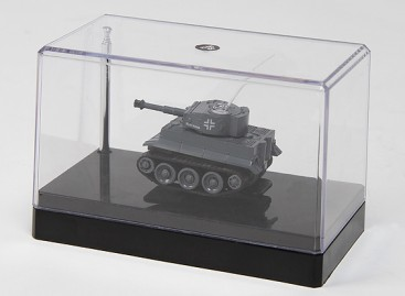 2ch Mini R/C Tank with Lights and Charger