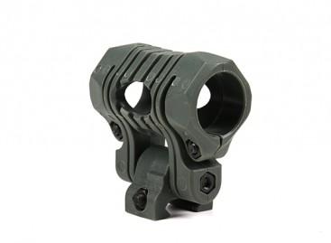 Dytac 5 Position Flashlight mount (Foliage Green)