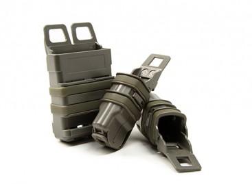 FMA FastMag magazine holster for M4 & Pistol mag set (Foliage Green)