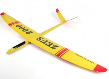 Zeus 2000-V Sailplane Composite 2000mm (ARF)