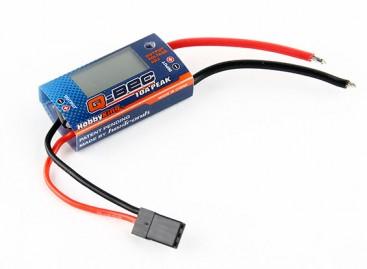 HobbyKing™ Q-BEC Variable Output 10 Amp (6-25V) SBEC for LiPoly