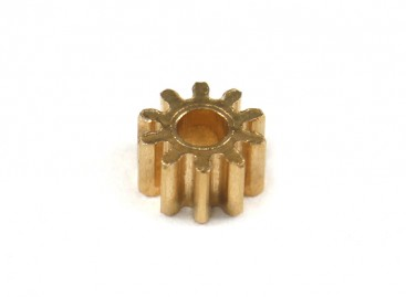 0.352M, 10 Tooth Pinion Gear for Micro Power System