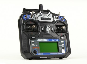 Turnigy TGY-i6 AFHDS Transmitter and 6CH Receiver (Mode 2)