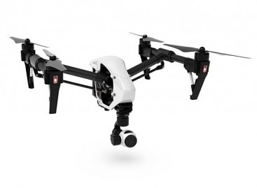 DJI T600 Inspire 1 Quadcopter with 4K Camera and 3-Axis Gimbal