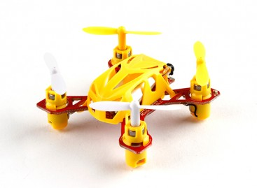 WLToys V272 2.4G 4CH Quadcopter Yellow Color (Ready to Fly) (Mode 2)