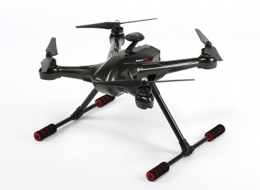 Walkera Scout X4 Aerial Video Quadcopter w/2.4GHz Bluetooth Datalink, Battery and Charger (B&F)