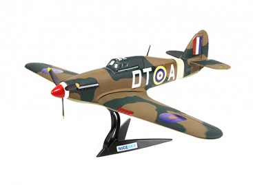 Hawker Hurricane Mk1a 700mm 4 Channel Scale Fighter
