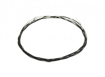 Turnigy High Quality 36AWG Teflon Coated Wire 1m (Black)