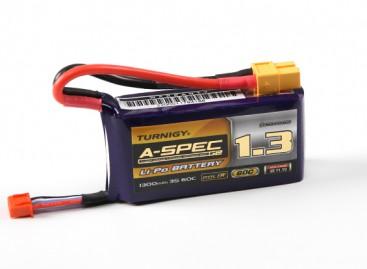 Turnigy nano-tech A-SPEC G2 1300mah 3S 60~90C Lipo Pack