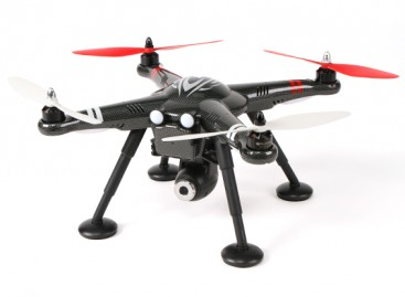 XK Detect X380-A GPS 2.4GHz Quad-Copter Mode Selectable w/1080p Cam and Axis Gimbal (RTF) (US Plug)