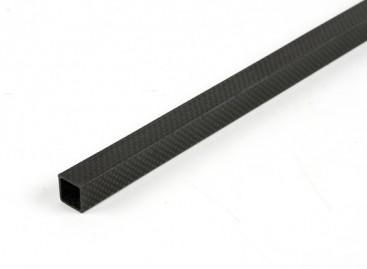 Carbon Fibre Square Tube 15 x 15 x 500mm