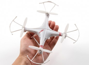 T-Smart XBM-37 Quadcopter with Built-In Camera Ready To Fly 120mm