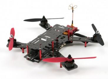 Emax Nighthawk Pro 280 FPV Racing Drone (P&P)