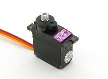 Towerpro MG90D 360 Degree Mini Digital Robotic Servo 23T 2.4kg / 0.48sec / 13g