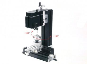 Big Power Mini Metal 8-In-1 Kit (UK Plug)