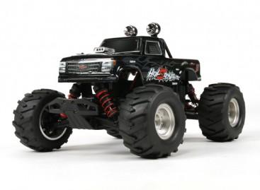 Basher 1/16 4WD Mini Monster Truck V2 - HellSeeker (ARR)