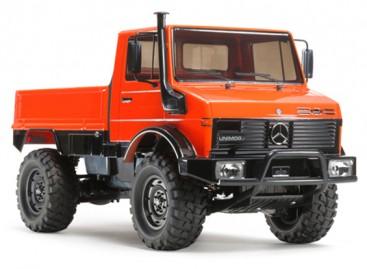 Tamiya 1/10 Scale Mercedes-Benz Unimog 425 CC01 Series Kit 58609