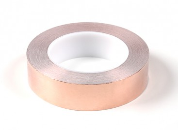 Self-Adhesive Copper Tape 0.09 x 30mm (25 Meters)
