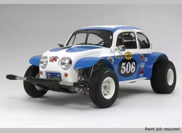 Tamiya 1/10 Scale Racing Buggy Sand Scorcher - 58452 (2010) w/ESC