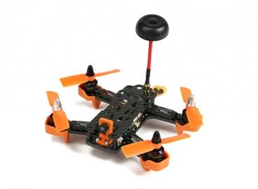 Diatone Tyrant 150 FPV Racing Drone - Orange (ARF)