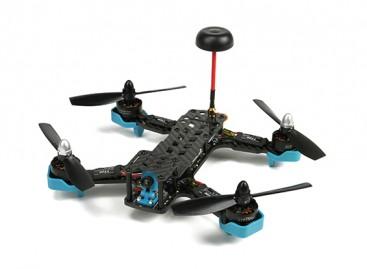 Diatone Tyrant 215 FPV Racing Drone - Blue (ARF)