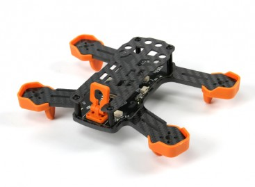 Diatone Tyrant 150 Frame Kit - Orange
