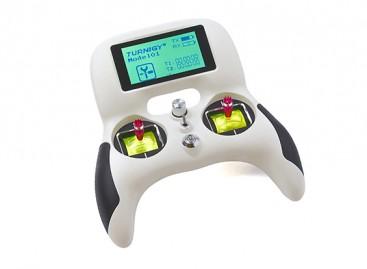 Turnigy Evolution Digital AFHDS 2A Radio Control System w/TGY-iA6C Receiver (White) (Mode 2)