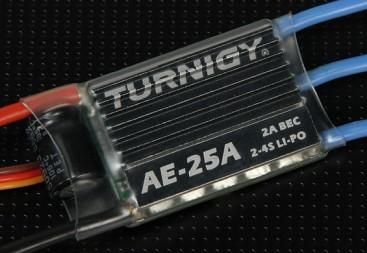 Turnigy AE-25A Brushless ESC