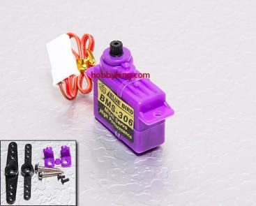 BMS-306 Micro Servo 0.8kg / .11sec / 6g