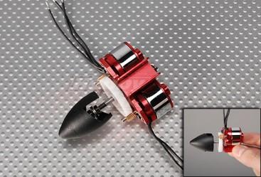 TWIN Power stick mount system w/ gearbox EPS100