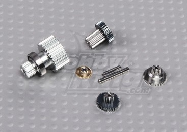 HobbyKing™ Mi HK28013DMG Servo Replacement Gear Set 25T