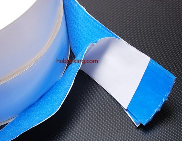 Polyester Velcro Peel-n-stick adhesive side V-STRONG (1mtr)