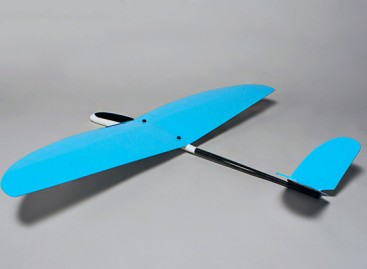 Butterfly Pod and Boom V-Tail Glider Built up Wing 1140mm (ARF)