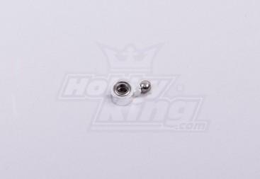 450 Size Heli Metal Tail Control Slider Sleeve w/Bearin