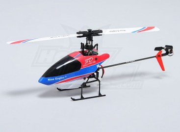 Solo PRO 100 3G Flybarless 3D Mirco Helicopter (US Plug) (Bind and Fly)