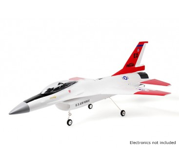 "H-King F-16 Falcon Jet 64mm EDF 670mm (26"") Wingspan EPO Kit Version"