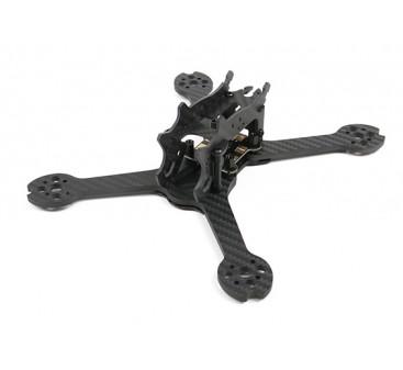 """Sky Hero OB1 Rev2 Naked Drone Racing Frame 5"""" (203mm)"""