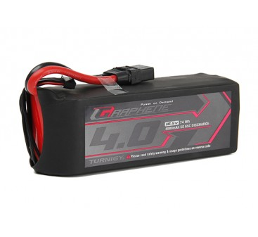 Turnigy Graphene 4000mAh 5S1P 65C Lipo Battery