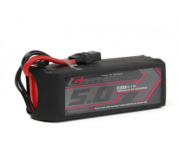 Turnigy Graphene 5000mAh 5S1P 45C Lipo Battery