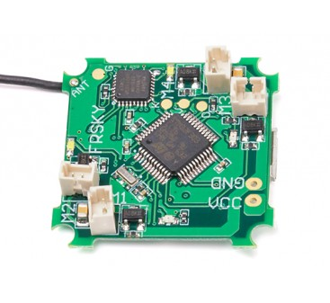 Inducore F3 FC and FrSky RX