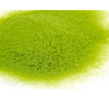 3mm Medium Green Static Scenic Grass Flock (250g)