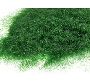 3mm Dark Green Static Scenic Grass Flock (250g)