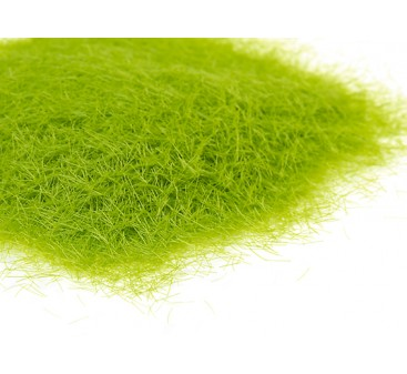 5mm Medium Green Static Scenic Grass Flock (250g)