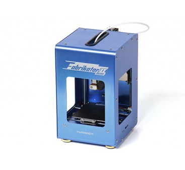 Mini Fabrikator V2 3D Printer - Blue (UK Plug)