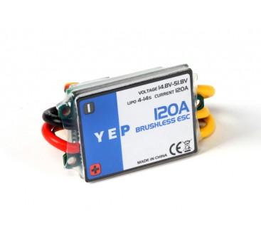 HobbyKing YEP 120A HV (4~14S) Brushless Speed Controller (OPTO)