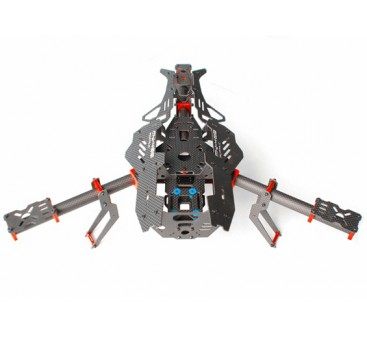 SCRATCH/DENT - Mosquito Y400 400mm 3-Axis Fiber Tricopter Frame (Y6 CONFIG) (AU Warehouse)